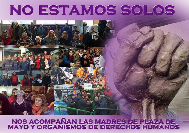 Convocado por Memoria Verdad y Justicia y organizaciones políticas, sindicales, estudiantiles y sociales, el jueves se cortará Callao y Corrientes desde las 7 de la mañana.